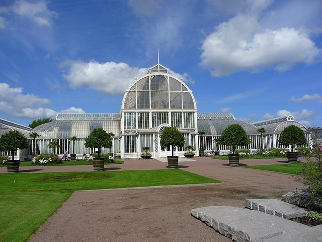 Sveriges vackraste parker